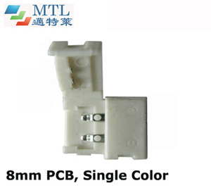 LED strip clip FPC-8MM-2P-BB