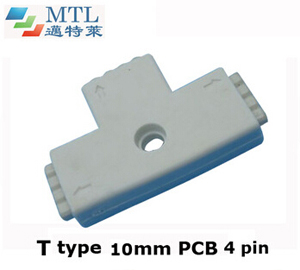 RGB corner connector T type PH-4P10MM-T